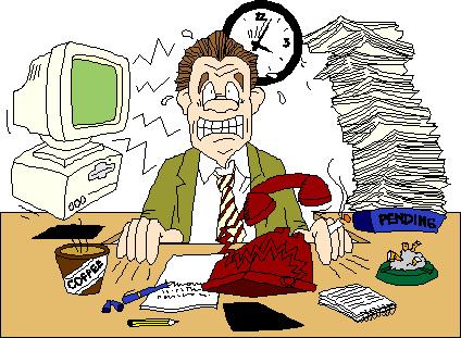 stress diritto